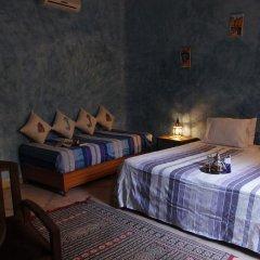 Отель Riad Azenzer 3* Номер Делюкс с различными типами кроватей фото 6