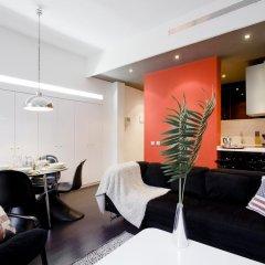 Апартаменты Habitat Apartments Latina интерьер отеля