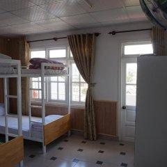 Dalat Backpackers Hostel Кровать в общем номере фото 7