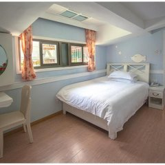 Отель Dora's House Sunlight Rock Branch Китай, Сямынь - отзывы, цены и фото номеров - забронировать отель Dora's House Sunlight Rock Branch онлайн комната для гостей фото 3