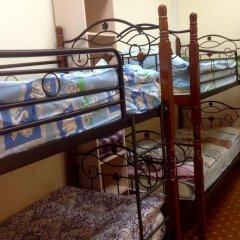 Хостел Комфорт Парк Кровать в общем номере с двухъярусной кроватью фото 4