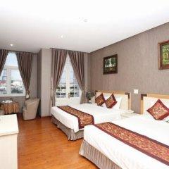 Mountain Town Hotel 3* Стандартный семейный номер с двуспальной кроватью фото 7