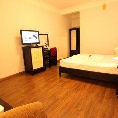 Hanoi Golden Hotel 3* Улучшенный номер с различными типами кроватей фото 7
