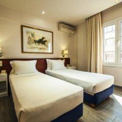 Отель Piraeus Dream 2* Стандартный номер с двуспальной кроватью фото 10