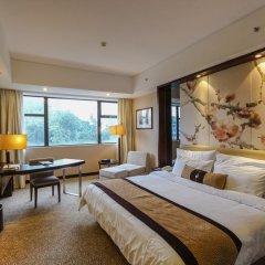 Guangdong Yingbin Hotel 4* Улучшенный номер с различными типами кроватей