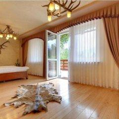 Отель udanypobyt Apartament Myśliwski Косцелиско комната для гостей фото 4