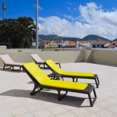 Отель Ocean Terrace House бассейн
