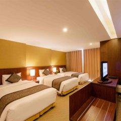 Отель Muong Thanh Luxury Buon Ma Thuot 4* Номер Делюкс с различными типами кроватей фото 3