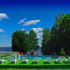 Гостиница Pansionat Zaruchevie бассейн