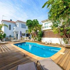 Отель Villa Margarita 2 бассейн