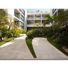 Отель Armonia Suite 303 Плая-дель-Кармен парковка