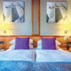 Отель Leonardo Frankfurt City South 4* Номер Комфорт с различными типами кроватей фото 4