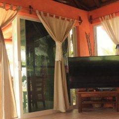 Отель Bungalows Tree Tops Мексика, Коакоюл - отзывы, цены и фото номеров - забронировать отель Bungalows Tree Tops онлайн интерьер отеля фото 3