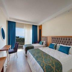 Oz Hotels SUI Турция, Аланья - 1 отзыв об отеле, цены и фото номеров - забронировать отель Oz Hotels SUI - All Inclusive онлайн комната для гостей фото 5