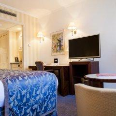 Отель Le Châtelain 5* Улучшенный номер с различными типами кроватей фото 4