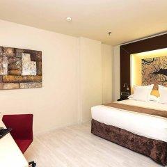 Отель Melia Avenida de America 4* Стандартный номер с различными типами кроватей фото 4