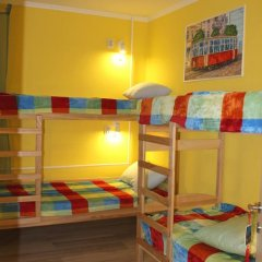 Koenig Hostel Кровать в женском общем номере с двухъярусной кроватью фото 6