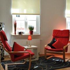 Отель Appartement Dresden Германия, Дрезден - отзывы, цены и фото номеров - забронировать отель Appartement Dresden онлайн интерьер отеля фото 2