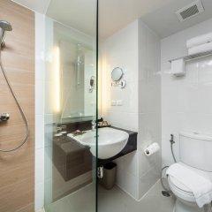 Отель Novotel Phuket Resort 4* Номер Делюкс с двуспальной кроватью фото 8