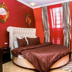 Гостиница Мартон Рокоссовского Улучшенный номер с двуспальной кроватью фото 3