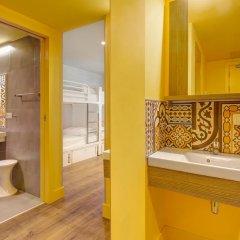 Отель Generator Barcelona Барселона ванная