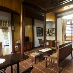 Отель Wooden House Holiday Rental Хойан комната для гостей