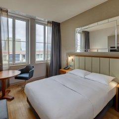 Отель Hilton Cologne 4* Стандартный номер разные типы кроватей фото 2