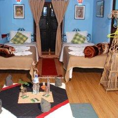 Отель Kathmandu Bed & Breakfast Inn Непал, Катманду - отзывы, цены и фото номеров - забронировать отель Kathmandu Bed & Breakfast Inn онлайн комната для гостей фото 5
