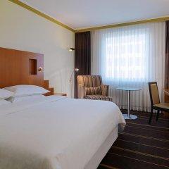 Гостиница Шератон Палас Москва 5* Стандартный номер с различными типами кроватей фото 7