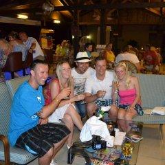 Отель Belcehan Beach гостиничный бар