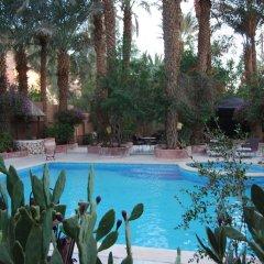 Отель Kasbah Sirocco Марокко, Загора - отзывы, цены и фото номеров - забронировать отель Kasbah Sirocco онлайн бассейн