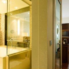 Отель Jumeirah Frankfurt 5* Номер Делюкс с различными типами кроватей фото 4