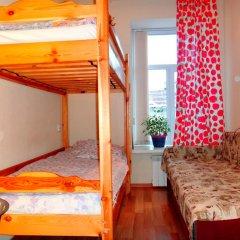 Хостел Арина Родионовна Кровать в общем номере с двухъярусной кроватью фото 2