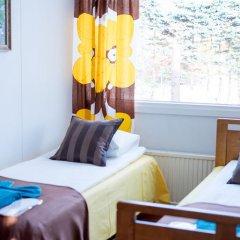 Отель Guesthouse Stranda Helsinki 2* Стандартный номер с 2 отдельными кроватями (общая ванная комната) фото 18