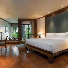 Отель JW Marriott Phuket Resort & Spa 5* Номер Делюкс с двуспальной кроватью фото 6