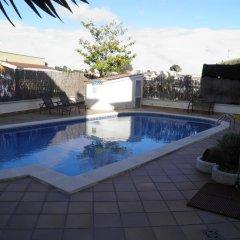 Отель Villa Dorada – Piscina Y Billar Испания, Калафель - отзывы, цены и фото номеров - забронировать отель Villa Dorada – Piscina Y Billar онлайн бассейн фото 3