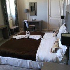 Отель Chateau Pomys комната для гостей фото 2