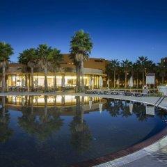 Апартаменты Salgados Palm Village Apartments & Suites - All Inclusive вид на фасад