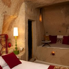 Hezen Cave Hotel Ургуп удобства в номере