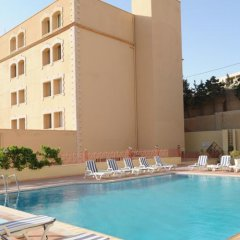 Отель Kings Way Inn Petra Иордания, Вади-Муса - отзывы, цены и фото номеров - забронировать отель Kings Way Inn Petra онлайн бассейн фото 3