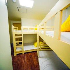 Отель 24 Guesthouse Seoul City Hall 2* Кровать в женском общем номере с двухъярусной кроватью фото 3