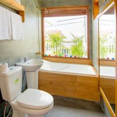 Отель Shadyside Хойан ванная