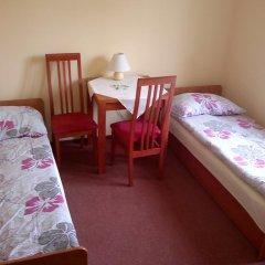 Отель Bluszcz 2* Номер категории Эконом с различными типами кроватей фото 2