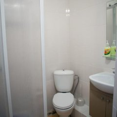Гостиница Лесная ванная фото 2