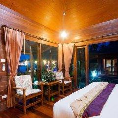 Отель Lipa Bay Resort 3* Вилла с различными типами кроватей фото 4
