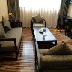 Guangzhou Wellgold Hotel 3* Люкс повышенной комфортности с различными типами кроватей фото 4