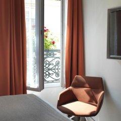 Отель Vendome-Saint Germain Hotel Франция, Париж - отзывы, цены и фото номеров - забронировать отель Vendome-Saint Germain Hotel онлайн балкон