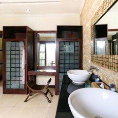 Отель Aleesha Villas 3* Улучшенная вилла с различными типами кроватей фото 24