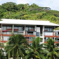 Отель Duplex Poerava by Tahiti Homes балкон