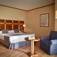 Senator Parque Central Hotel 4* Представительский номер с различными типами кроватей фото 3